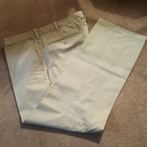 Men's Banana Republic Aiden Khaki Pants -42×32